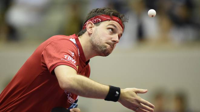 Timo Boll ist das deutsche Tischtennis-Aushängeschild