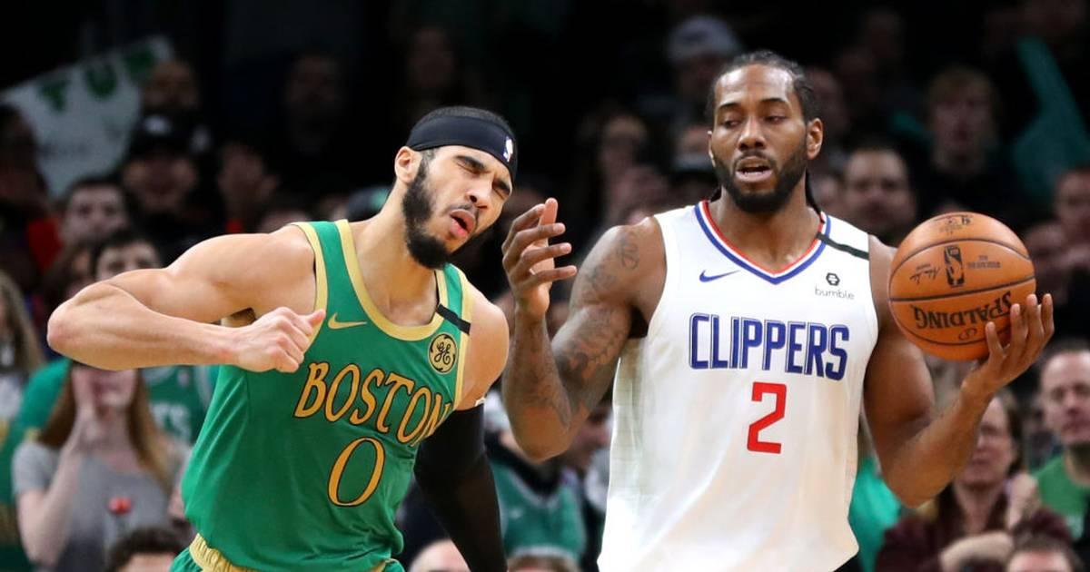 NBA: Boston Celtics schlagen Clippers nach doppelter Verlängerung