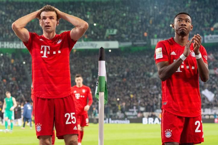 Zum Feiern dürfte den Profis des FC Bayern kaum zumute sein, in Gladbach kassierte der Rekordmeister die zweite Niederlage in Folge und rutschte auf Platz sieben ab. Einen Tag später stand die Weihnachtsfeier an. SPORT1 zeigt die Rot-Weiße Feierlichkeit