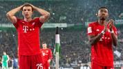 Der Vertrag von David Alaba (l., Thomas Müller) beim FC Bayern läuft bis 2021