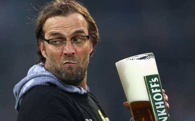 Jürgen Klopp langte nach dem Double 2012 noch etwas mehr zu