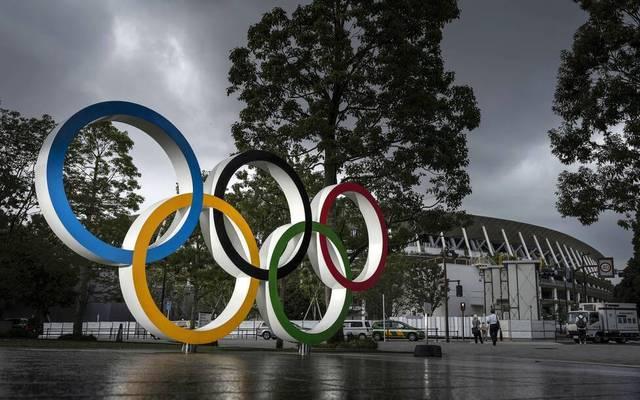 Unter anderem im National Stadion in Tokyo sollen im kommenden Jahr die Olympischen Spiele über die Bühne gehen