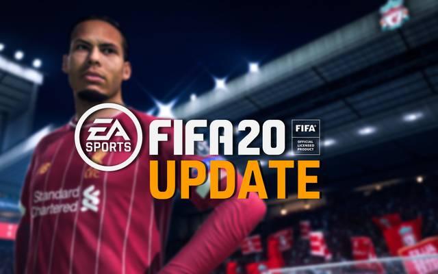 FIFA 20: Titel-Update behebt Problem und verbessert Pässe und Schüsse