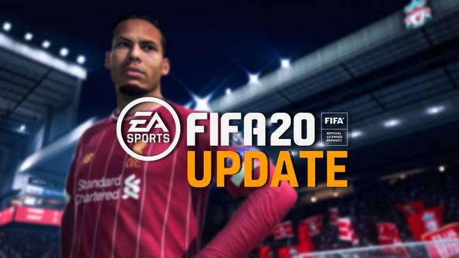 FIFA 20 Titel-Update