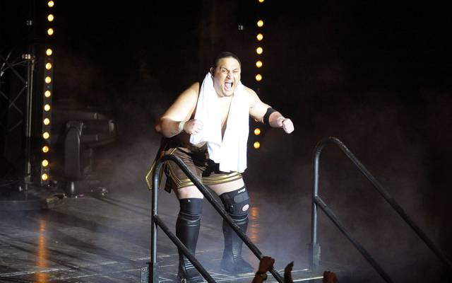 Samoa Joe bei TNA Wrestling 2010