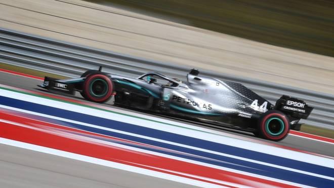 Lewis Hamilton kann sich in den USA zum Weltmeister krönen