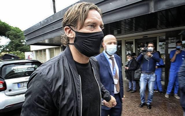 Francesco Totti spielte seine gesamte Karriere für die AS Rom