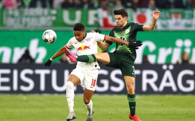 Der VfL Wolfsburg ringt Meisterschaftskandidat Leipzig einen Punkt ab
