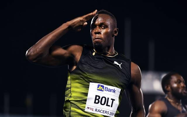 "Sprinter Usain Bolt ist bei ""PES2018"" spielbar"