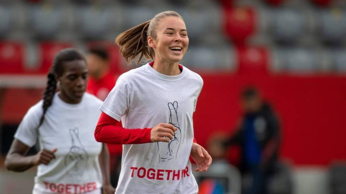 Julia Pollak wechselt per Leihe zu Bayer Leverkusen