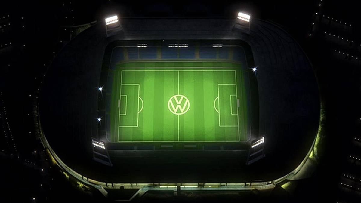 Volkswagen - we drive football.