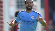 Sergio Agüero spielt seit 2011 bei Manchester City