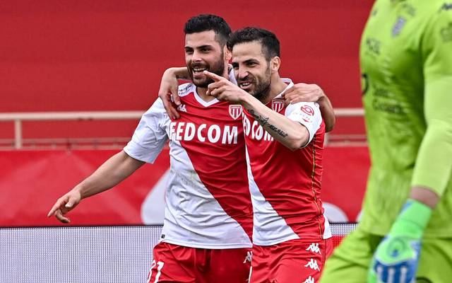 Kevin Volland und Cesc Fabregas erzielen die Tore gegen Metz