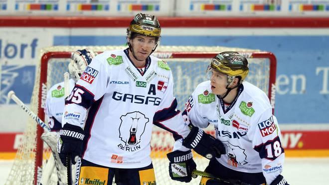 John Ramage (l.) und Jonas Müller wollen den ersten Auswärtssieg