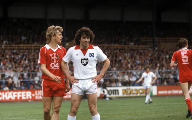 Kevin Keegan wurde 1979 mit dem HSV Deutscher Meister