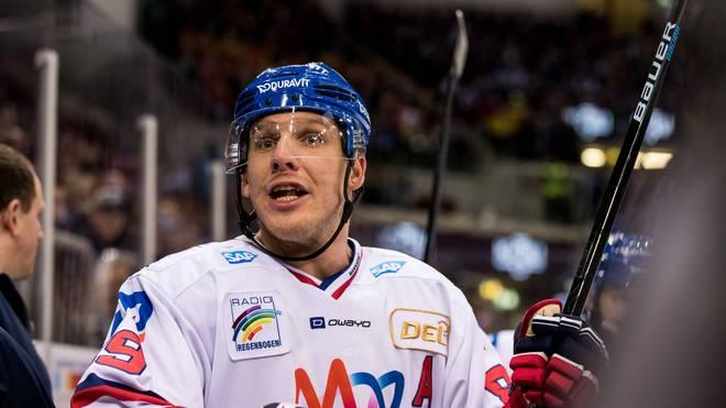 David Wolf liefert gegen Bremerhaven eine starke Leistung ab