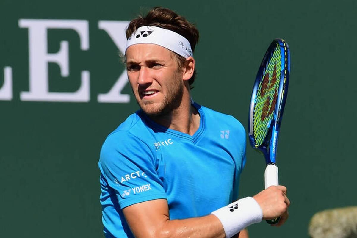 Norwegens Tennis-Star lässt sich beim Turnier in Indian Wells die Provokation eines Fans nicht gefallen - und veranlasst einen Rauswurf.