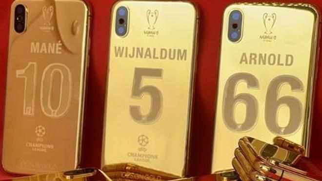 Über solche Raritäten dürfen sich die Stars des FC Liverpool freuen