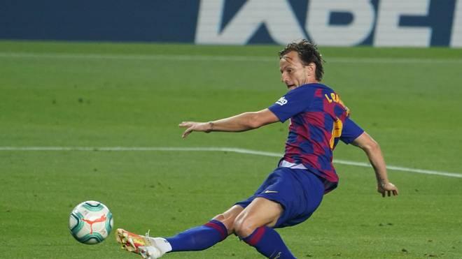 Ivan Rakitic spielt seit 2014 beim FC Barcelona
