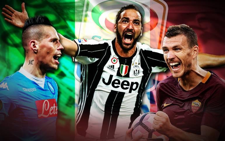 """Die Spielergehälter in Italiens höchster Spielklasse nähern sich der Milliarden-Grenze, es herrscht ein richtiger Gehälter-Boom. SPORT1 zeigt, welche Spieler unter den Top-Verdienern sind - alle Zahlen sind übrigens Netto-Gehälter, veröffentlicht von der """"Gazzetta dello Sport"""""""