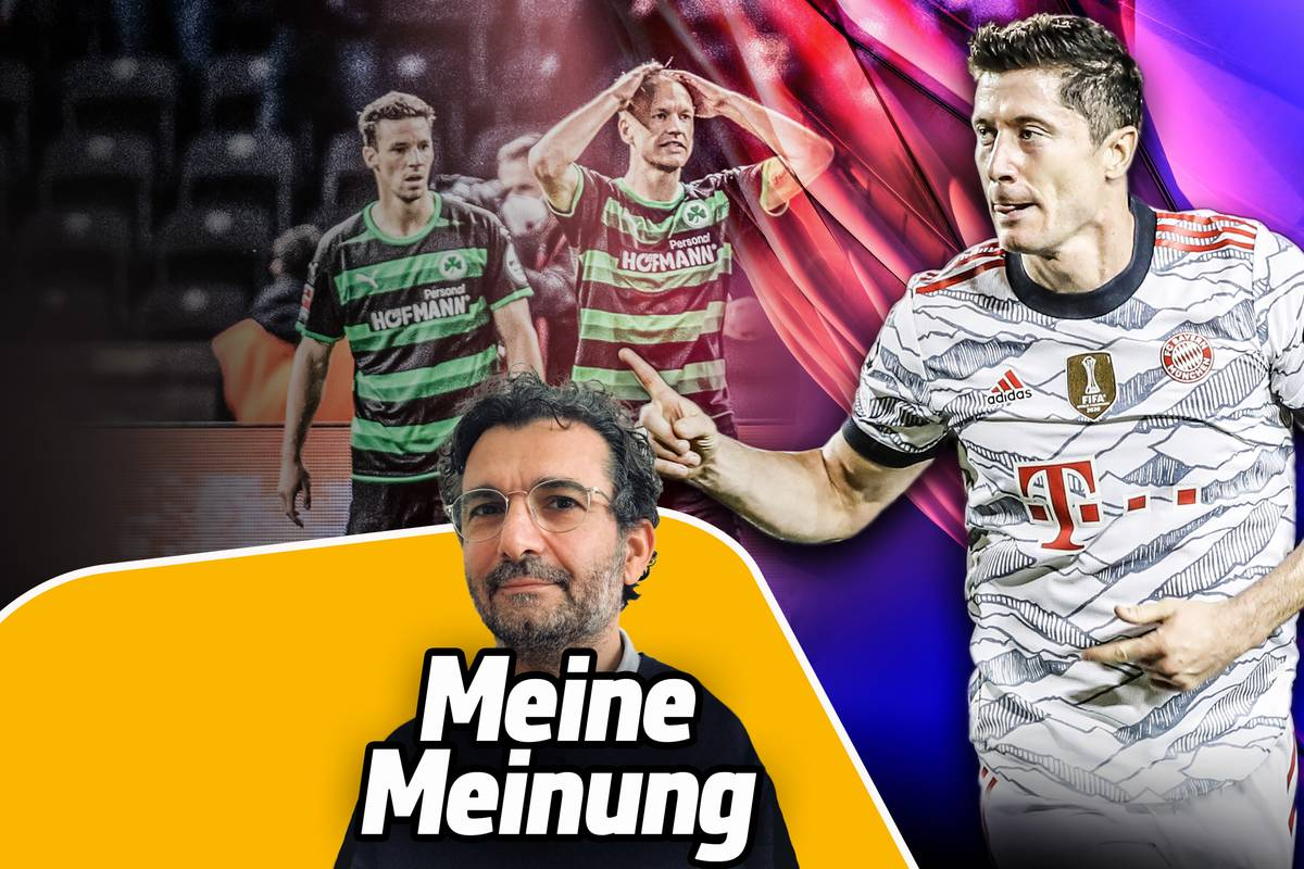 Greuther Fürth gegen FC Bayern: Klarer können die Rollen kaum verteilt sein! Warum dem Aufsteiger ein Debakel droht.