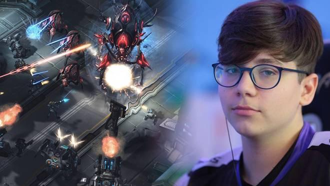 Der neue Shooting-Star am StarCraft-II-Firmament: Riccardo Reynor Romiti