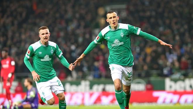 BVB angeblich mit Angebot für Johannes Eggestein von Werder Bremen