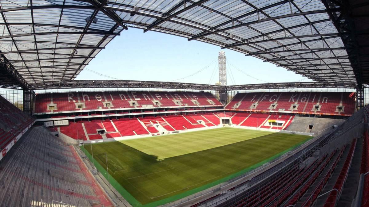 Das Stadion in Müngersdorf könnte ausgebaut werden
