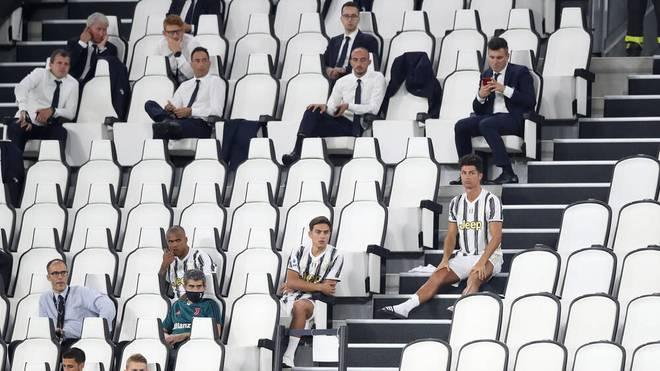 Cristiano Ronaldo und Co. werden auch in der kommenden Spielzeit viel Platz auf der Tribüne haben
