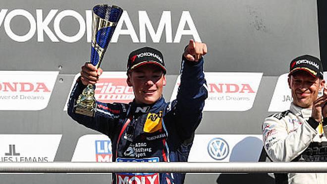 Max Hesse (l.) ist Nachfolger des TCR-Champion aus dem letzten Jahr Harald Procyk