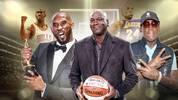 Jordan, Bryant, Rodman
