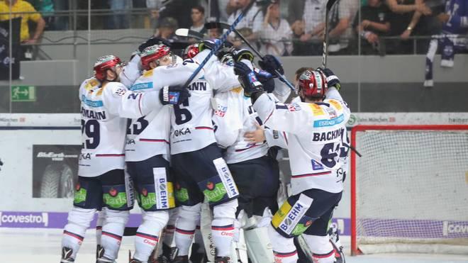 Duell um die Playoffs in Berlin