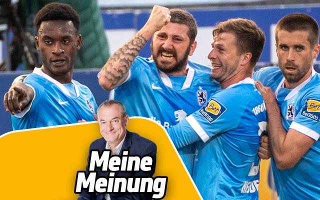 SPORT1-Kommentator Markus Höhner glaubt an den Aufstieg von 1860 München