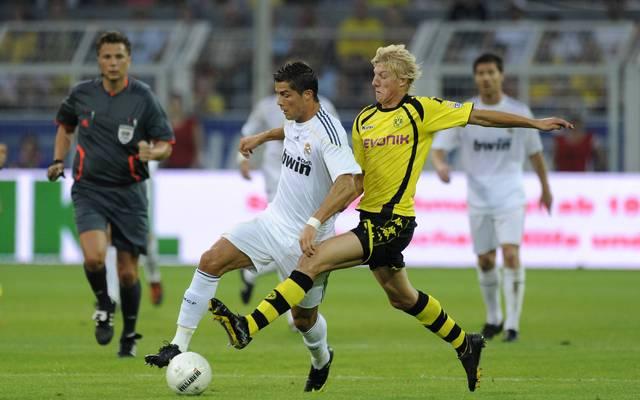 Julian Koch, Cristiano Ronaldo, BVB, Borussia Dortmund, Real Madrid