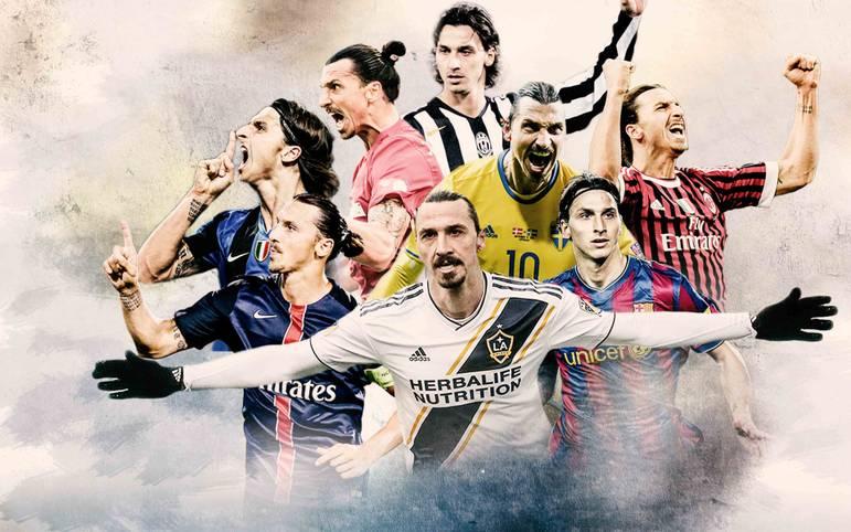 Zlatan Ibrahimovic wird nicht müde, Tore zu erzielen. Bei LA Galaxy erzielt der 36 Jahre alte Superstar seinen 500. Karrieretreffer. Das haben vor ihm nur die mehrmaligen Weltfußballer Cristiano Ronaldo und Lionel Messi geschafft. SPORT1 zeigt, in welchem Trikot Ibrahimovic wie oft zugeschlagen hat