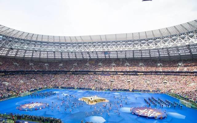 Die WM 2018 fand in Russland statt