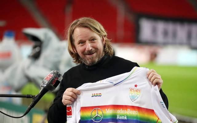Sven Mislintat ist seit Mai 2019 Sportdirektor des VfB Stuttgart