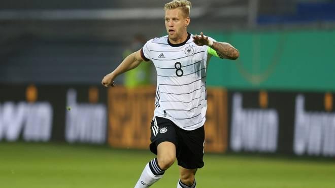 Maier führt U21 als Kapitän in die Europameisterschaft