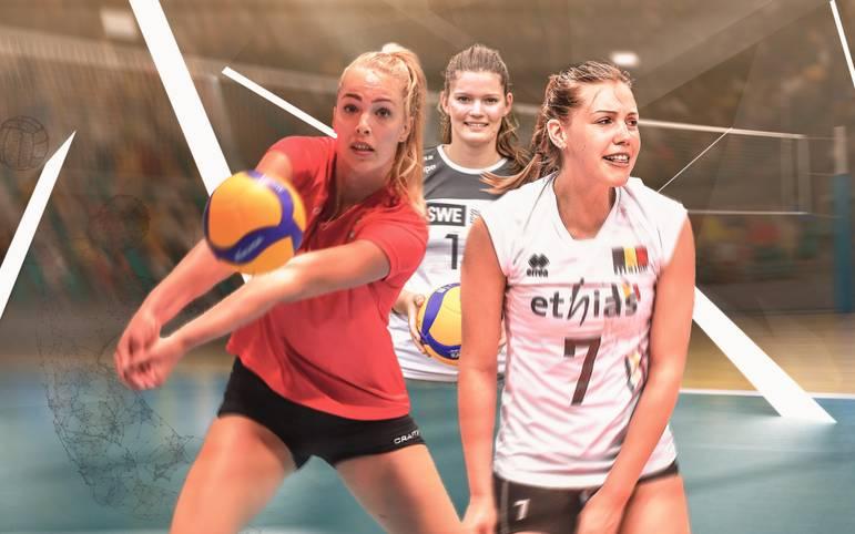 Die Volleyball-Bundesliga der Frauen (ausgewählt Spiele LIVE im TV auf SPORT1) geht wieder los. Einige junge Spielerinnen wollen für Furore sorgen. SPORT1 zeigt die besten Youngster to watch