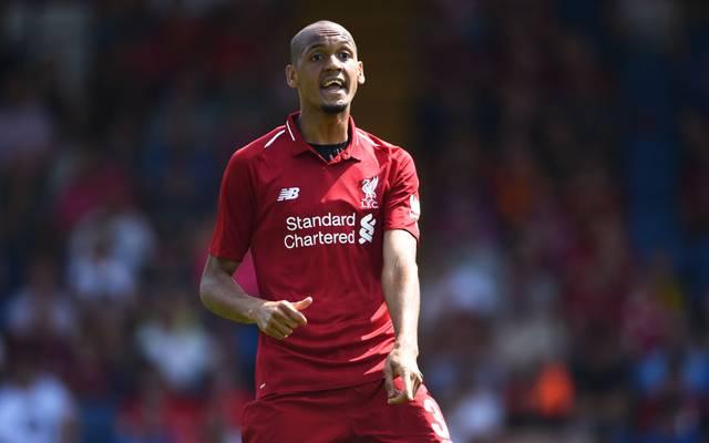 Fabinho wird 2019 nicht mehr für Liverpool auflaufen können
