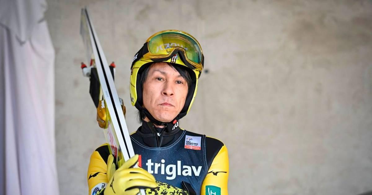 Skispringen: Noriaki Kasai will weitermachen - Coronavirus nimmt er gelassen