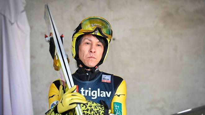 Die abgelaufenen Saison war für Noriaki Kasai zum Vergessen