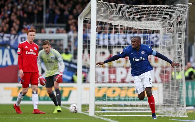 Der Hamburger SV verlor auch das zweite Spiel in dieser Saison gegen Holstein Kiel
