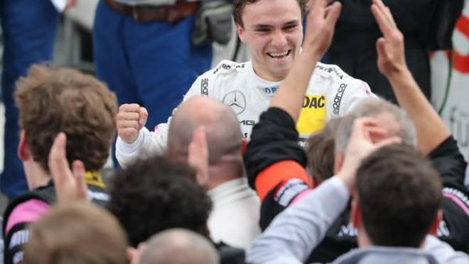 Lucas Auer wird im August seinen ersten Formel-1-Test bestreiten