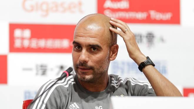 FC Bayern Audi China Summer Tour 2015 - Press Conference