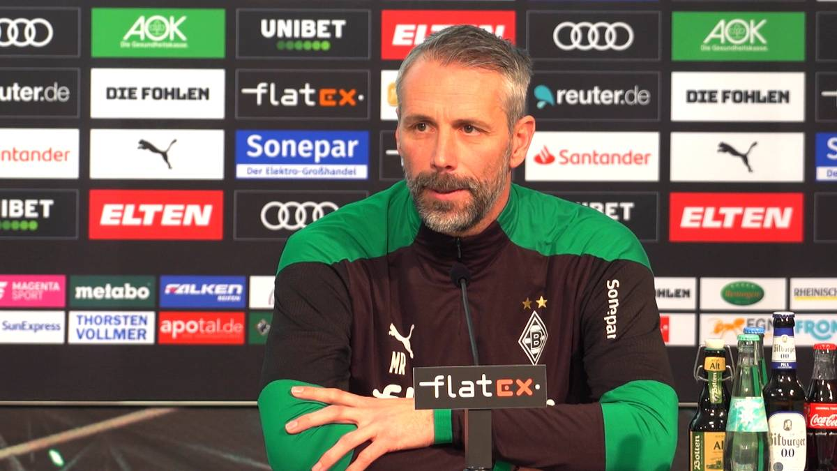 Nach dem Skandal um Breel Embolo steht der Stürmer wieder im Gladbach-Kader. Marco Rose zeigt sich auf der Pressekonferenz genervt von den vielen Fragen und will sich auf den Fußball konzentrieren.