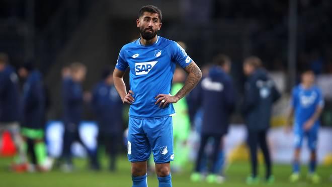 Viele Chancen, nur ein Tor: Kerem Demirbays Treffer reicht der TSG Hoffenheim nicht zum Sieg