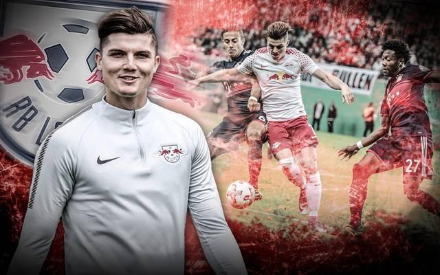 Marcel Sabitzer trumpft bei RB Leipzig stark auf