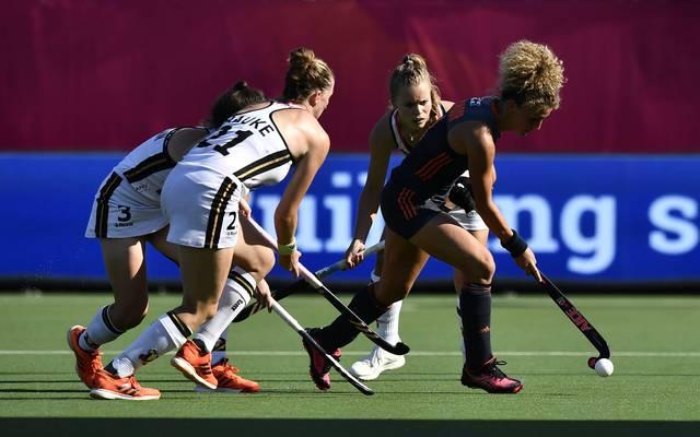 Die deutsche Frauen-Nationalmannschaft hat sich bis ins EM-Finale gekämpft
