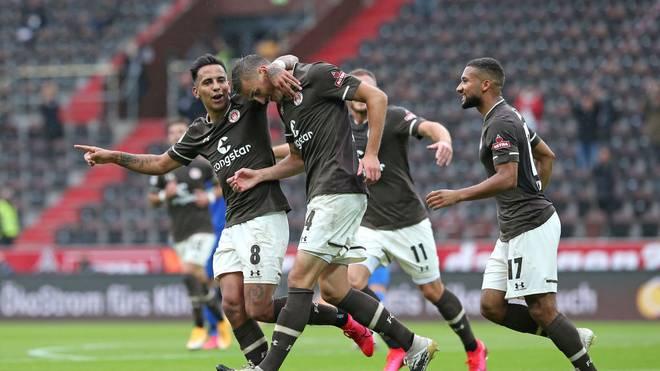 Der FC St. Pauli feierte den ersten Sieg der neuen Saison in der 2. Bundesliga